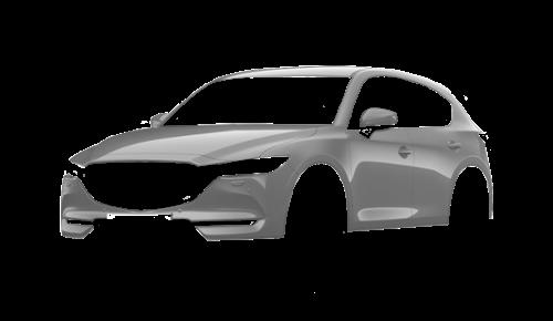 Цвета кузова CX-5